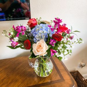 BloomsyBox Review September 2019 Bouquet