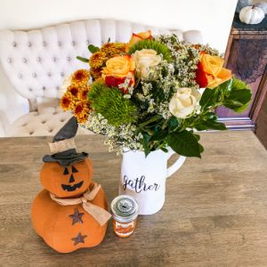 BloomsyBox Review October 2019 Bouquet