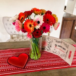 BloomsyBox Review January 2020 Bouquet