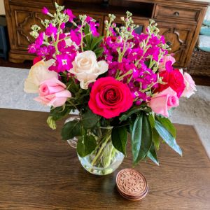 BloomsyBox Review April 2020 Bouquet