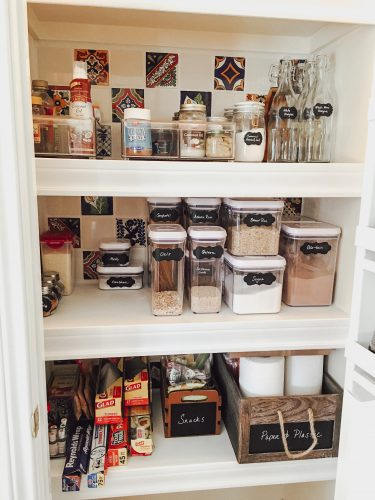 How To: Pantry Makeover in One Weekend