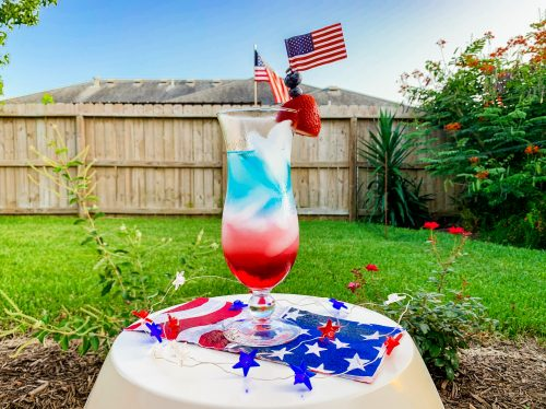 Patriotic Punch: 3-Ingredient Recipe
